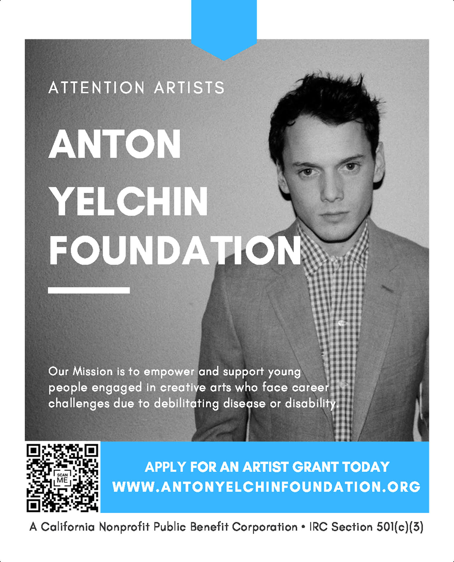 Anton Yelchin Foundation